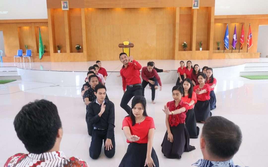 Mahasiswa Harus Semakin Kreatif dan Menjadi Sarana Sosialisasi