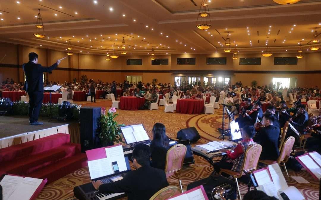 Pelayanan IAKN Manado pada Konferensi KGM-X PGI