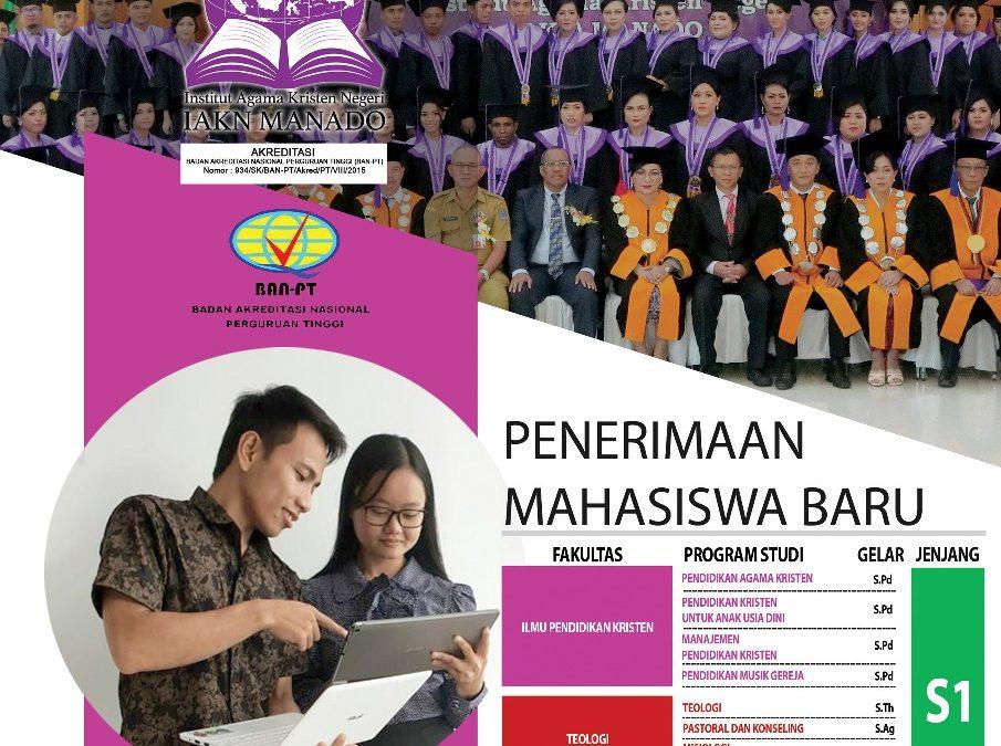 Pendaftaran Mahasiswa Baru Sistem Online