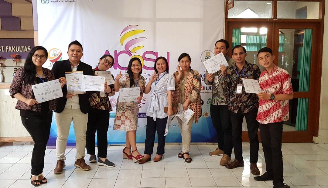 Dosen IAKN Manado Ikuti Konferensi Internasional AICoSH