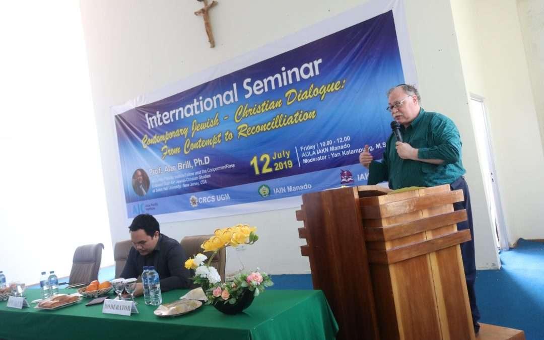 Seminar Internasional di IAKN Manado