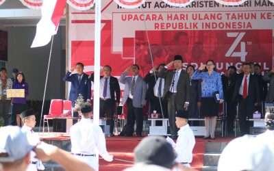 "IAKN Manado Siap Menjunjung ""SDM Unggul, Indonesia Maju"""