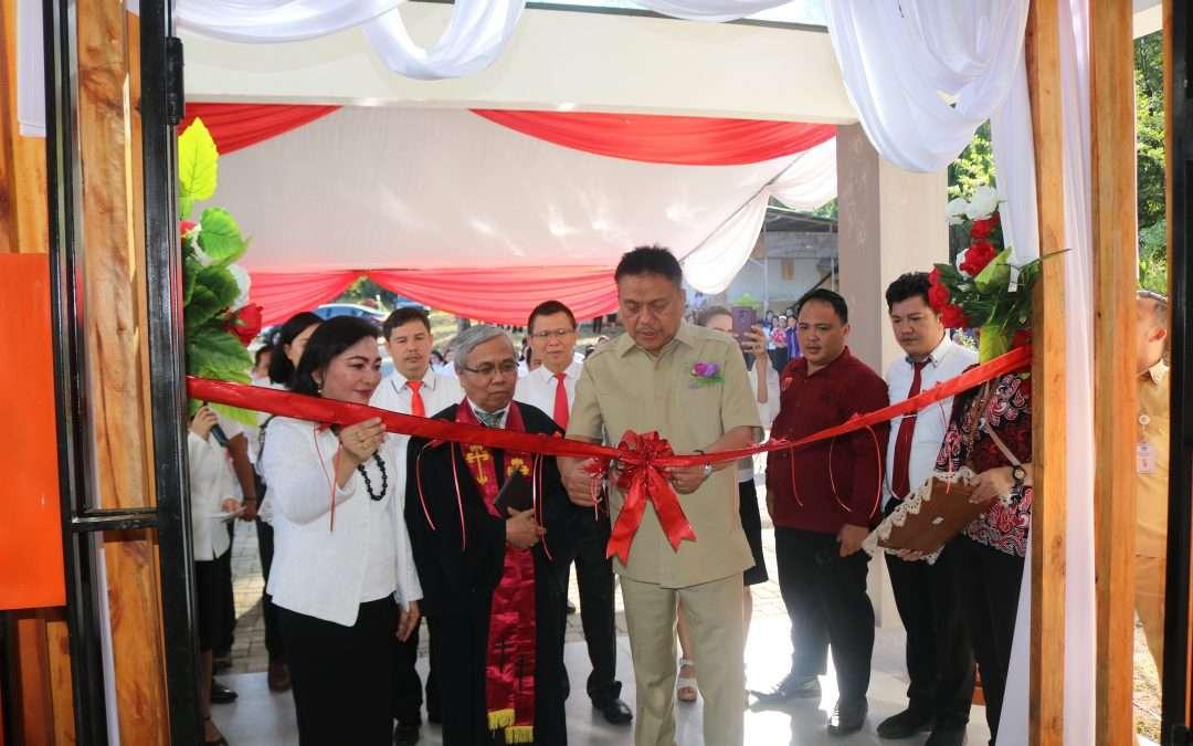 Gubernur Sulut: IAKN Manado harus jadi 'icon' di Seluruh Sulawesi
