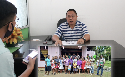 Putra-Putri Orang Asli Papua Mulai Mendaftar Program KCP di IAKN Manado