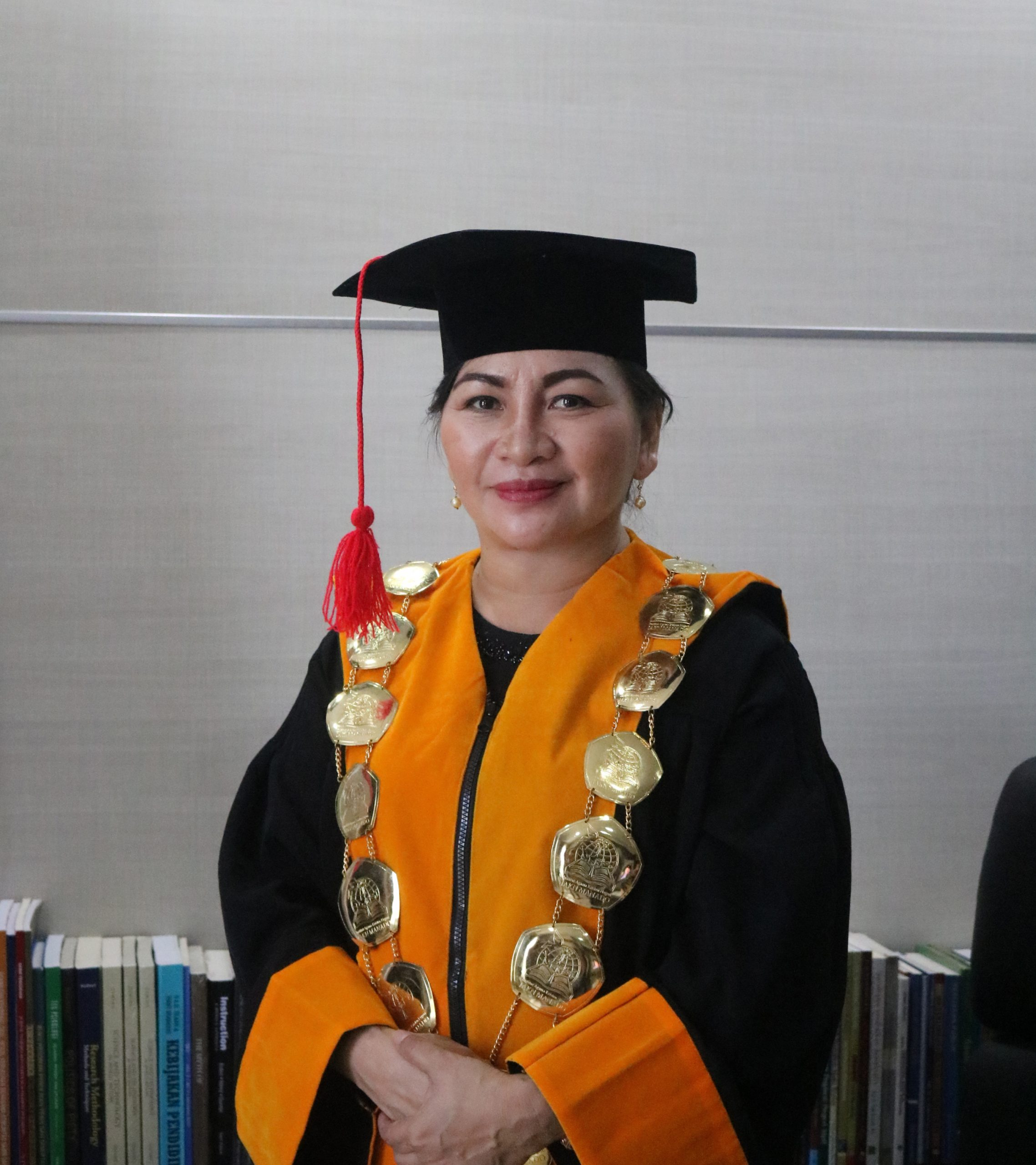 Dr. Jeane Marie Tulung, S.Th., M.Pd