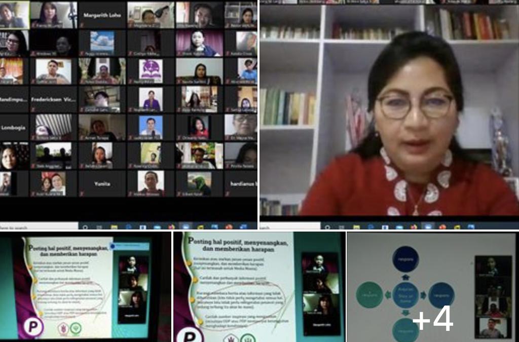 IAKN Manado Gelar Seminar Psikologis secara Online