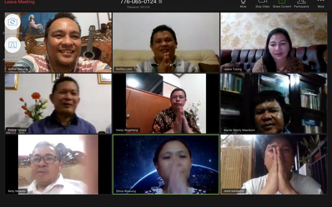 Hadapi Covid-19, IAKN Manado Manfaatkan Teknologi agar Tetap PRIMA