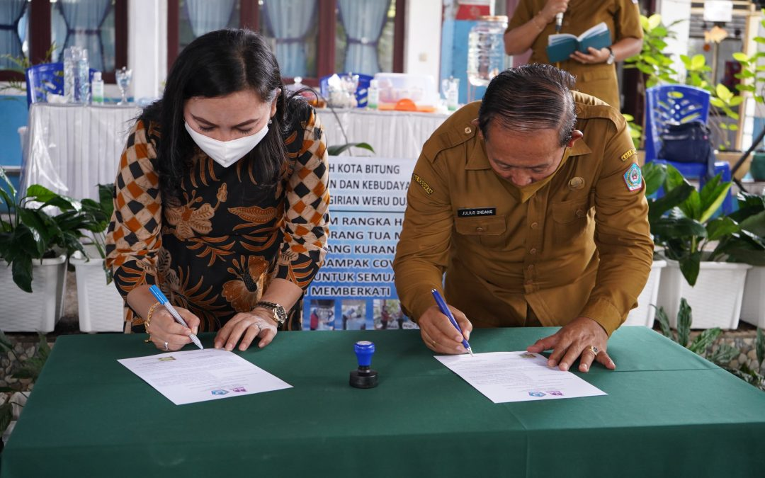 IAKN Manado menjalin kerjasama dengan Dinas Pendidikan dan Kebudayaan Kota Bitung