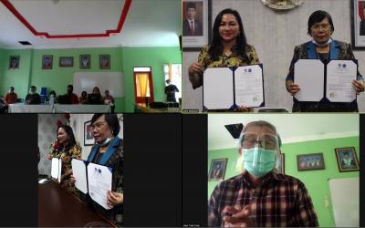 Pertukaran Mahasiswa IAKN Manado dan IAKN Tarutung Siap Dilaksanakan